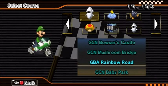 The cup menu has been expanded in CTGP-R